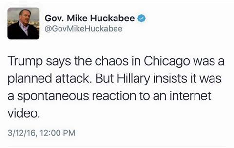 Trump:Chicago Attack
