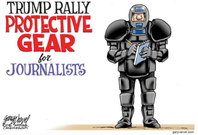 Trump:Protective Gear