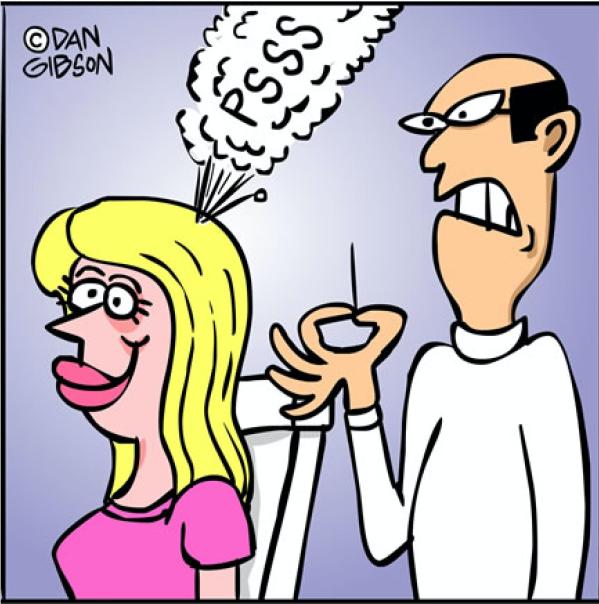 Blonde-acupuncture