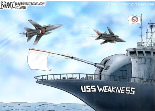 Branco - USS Weakness