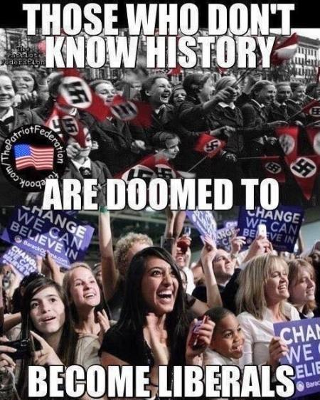 Don't know history