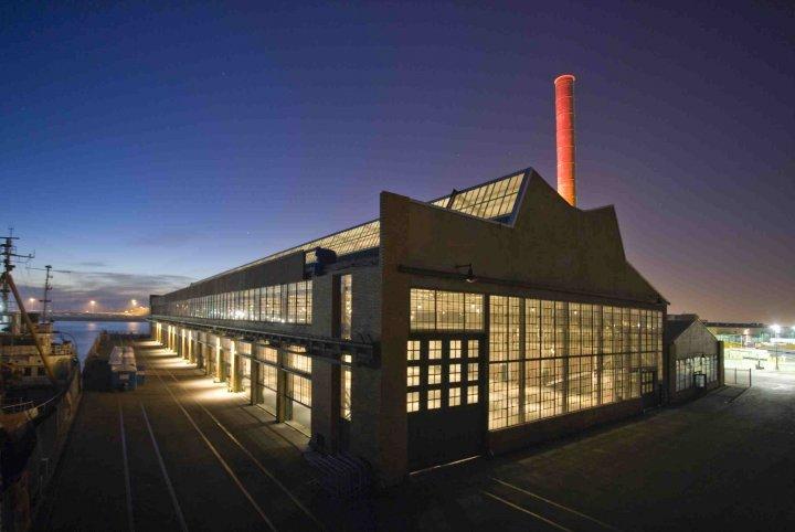 Former Ford plant, Richmond
