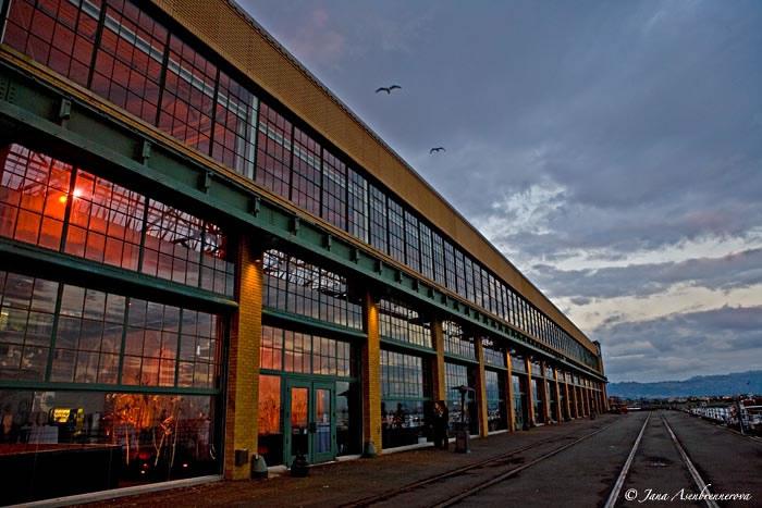 Former Ford Plant, Richmond2