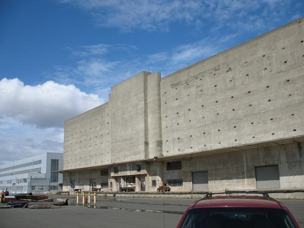 General Warehouse Richmond Harbor