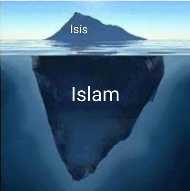 ISIS Iceberg