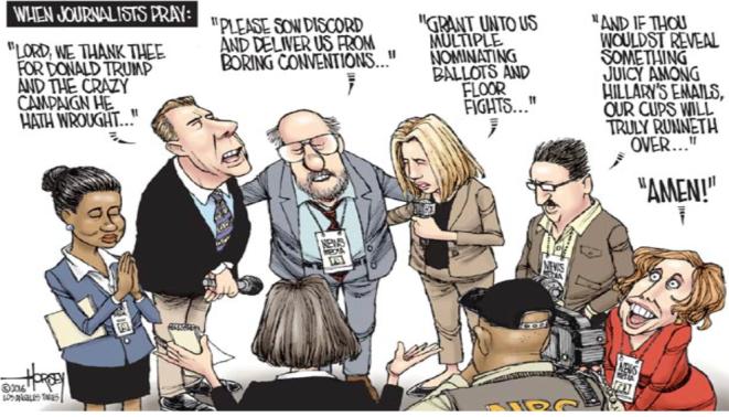 Journalists-praying