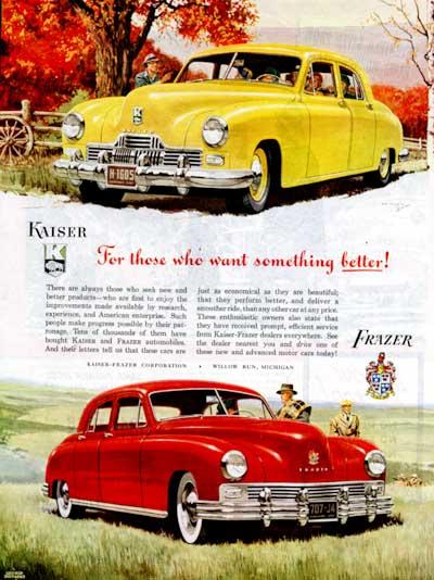 Kaiser-Frazer - 1947