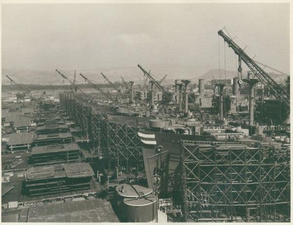 Kaiser_Richmond_shipyard