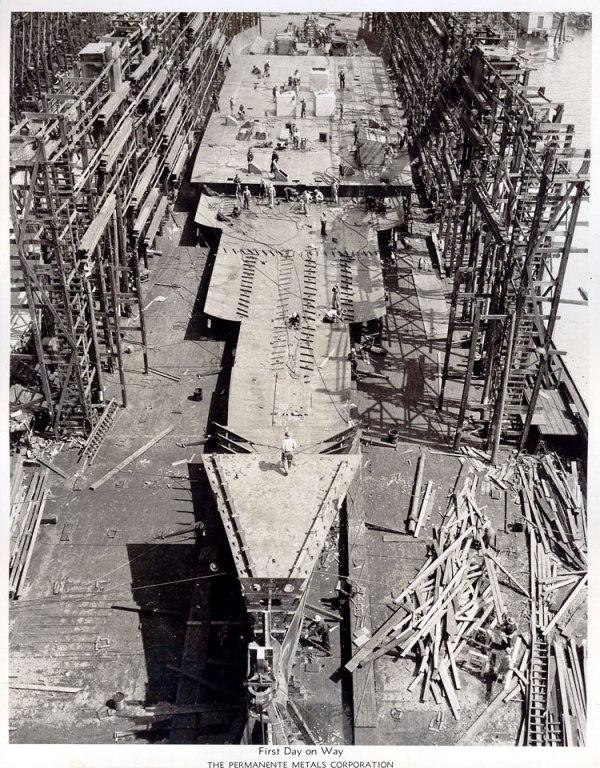 kaiser_shipyard_1st_day