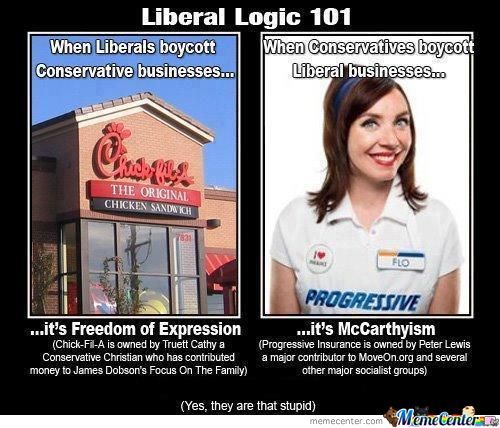 Librul_Hypocrisy_Chick_Fil_A