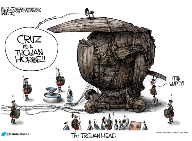 Ramirez-Trojan Head