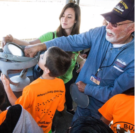 Red Oak Victory Docent