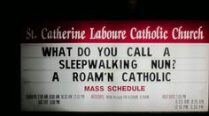 Roamin' Catholic