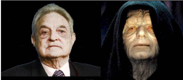 Separated at Birth - Soros