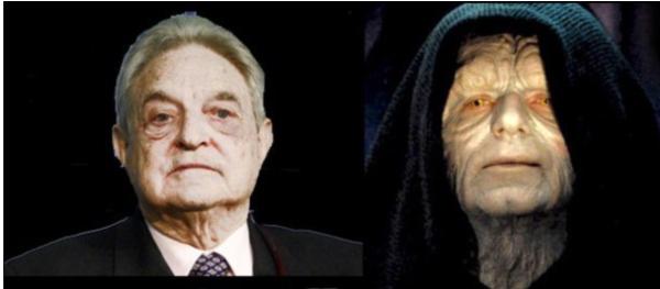 Separated at Birth - Soros