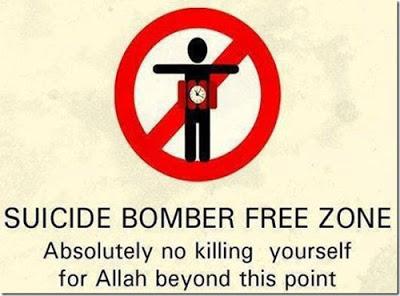Suicide Bomber Free Zone