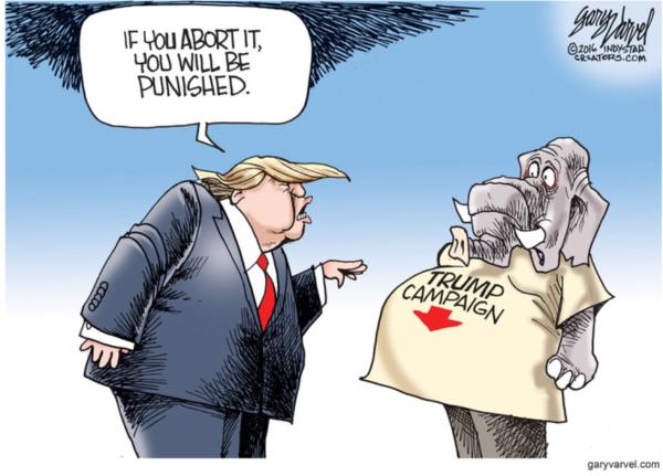 Trump-abort