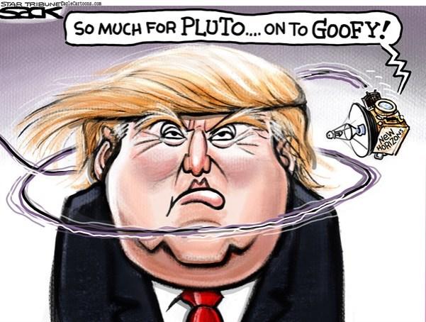 Trump-goofy