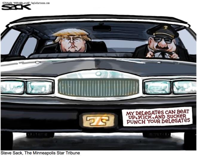 Trump-Limo-Delegates