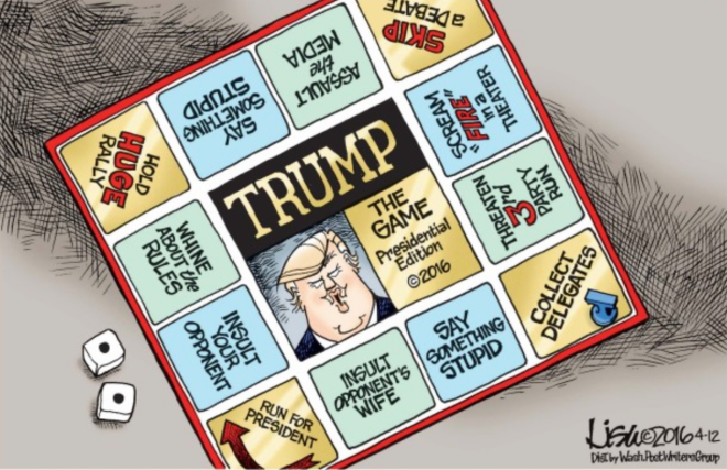 Trump-Monopoly