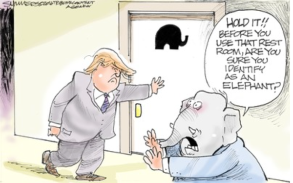 Trump_Identify_As_Elephant