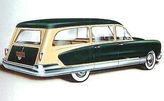 51 Kaiser station wagon