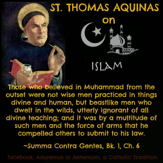 Aquinas on Islam
