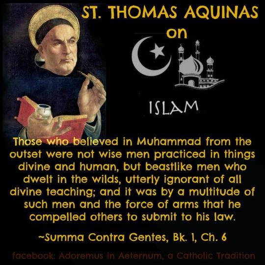 Aquinas on Islam