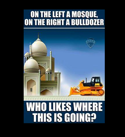 Bulldoze-the-mosques