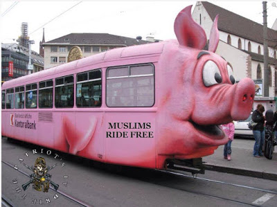 Bus for muslims