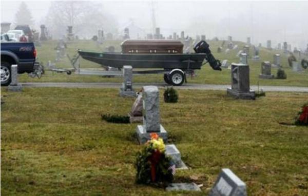 Fishing Funeral