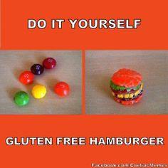 Gluten-Free-Hamburger