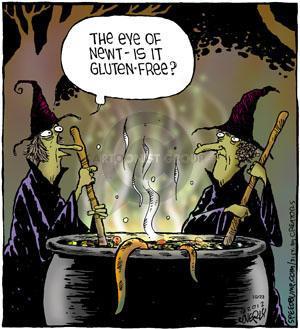glutenfree witches