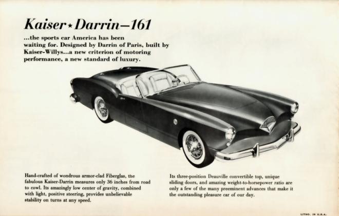Kaiser-Darrin-Advertisement