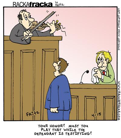 Lawyer-violin