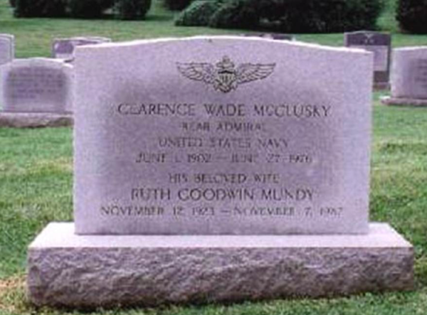 McCluskey_grave