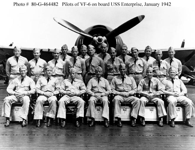 Pilots of VF6