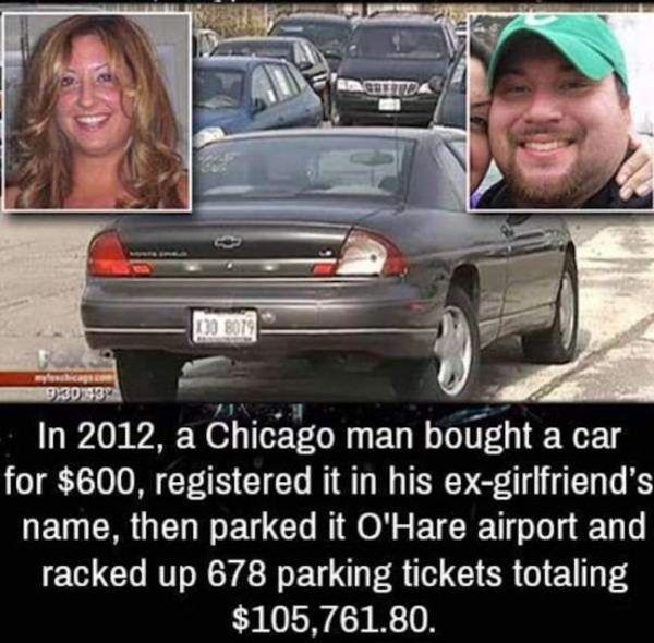 Revenge on the Ex