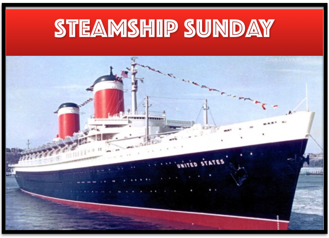 Steamship Sunday