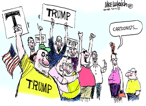 trump-cartoonists