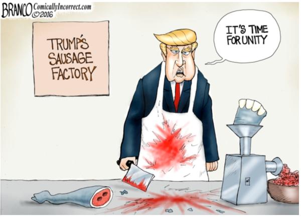 Trump-Sausage