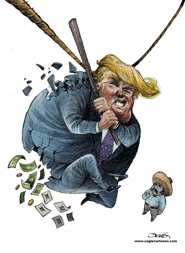 Trump_pinata