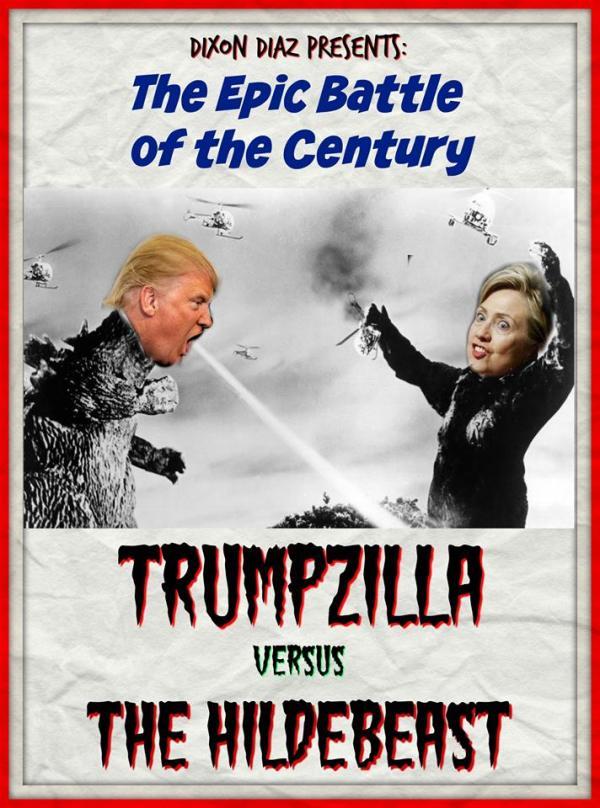 Trumpzilla