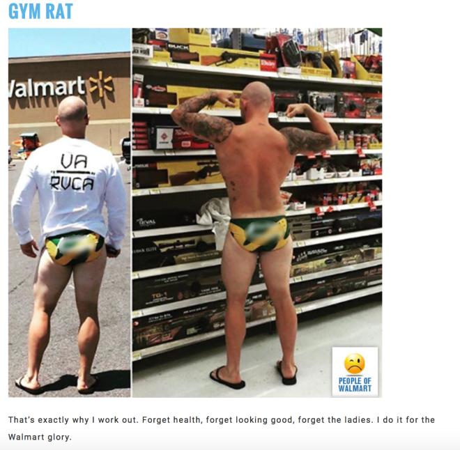 Walmartian-Gym Guy