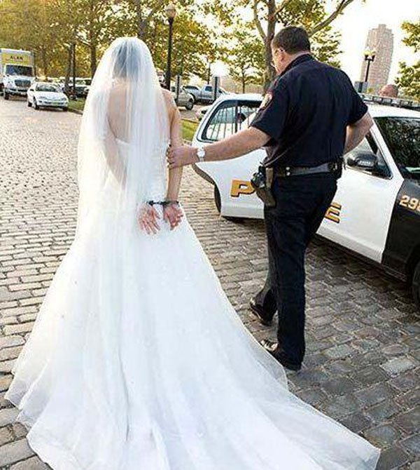 Wedding-arrest