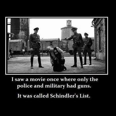 2nd Amendment-Schindler's List