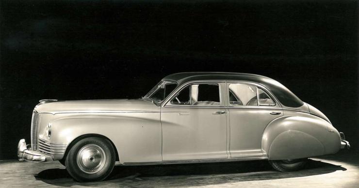 42 Packard Clipper