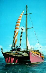 Ale Kai catamaran