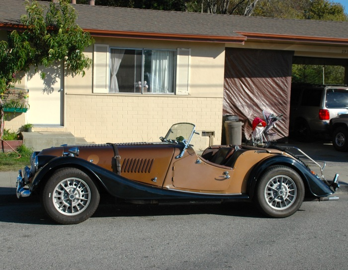 Morgan Plus Eight