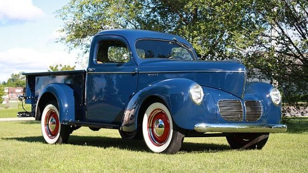40 Willys pickup
